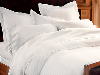 CozyPure� Luxury Hotel Collection -Organic Mattress plus Natural Latex Topper, Wool Comforter, Pillows & Organic Cotton Linens